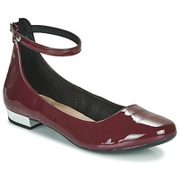 Schuhe Damen Pumps André LEOSA Bordeaux