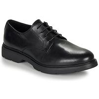 Schuhe Herren Derby-Schuhe André CHAD Schwarz