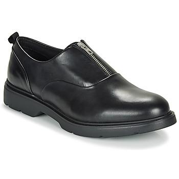 Schuhe Herren Richelieu André BRADON Schwarz