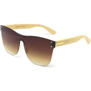 Uhren & Schmuck Sonnenbrillen Cooper S 323-2 BROWN Braun