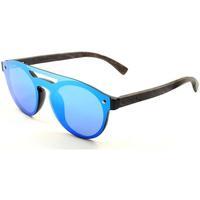 Uhren & Schmuck Sonnenbrillen Cooper S 1506-4 BLUE blau