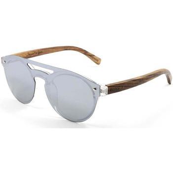 Uhren & Schmuck Sonnenbrillen Cooper S 1506-9 SILVER Grau