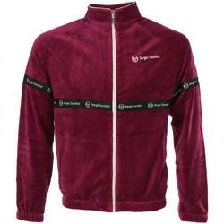 Kleidung Herren Trainingsjacken Sergio Tacchini Original Sweater Rot