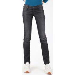 Kleidung Damen Straight Leg Jeans Lee Jeanshose  Lynn L340KCEB schwarz