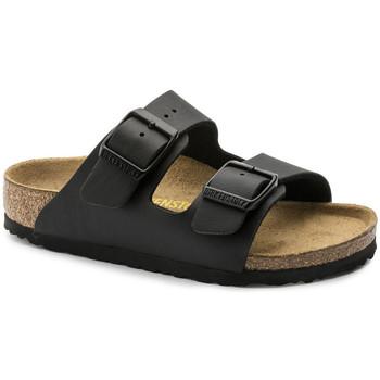 Schuhe Kinder Pantoffel Birkenstock Arizona bf Schwarz