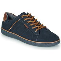 Schuhe Herren Sneaker Low André ELTON Marine