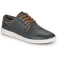 Schuhe Herren Derby-Schuhe André CHAINE Marine
