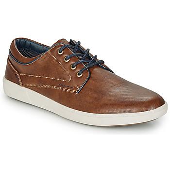 Schuhe Herren Derby-Schuhe André CHAINE Camel