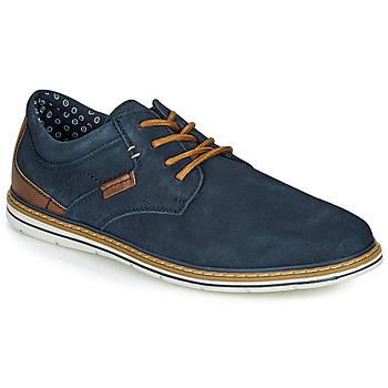 Schuhe Herren Derby-Schuhe André MARTIAL Marine