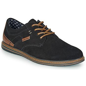 Schuhe Herren Derby-Schuhe André MARTIAL Schwarz