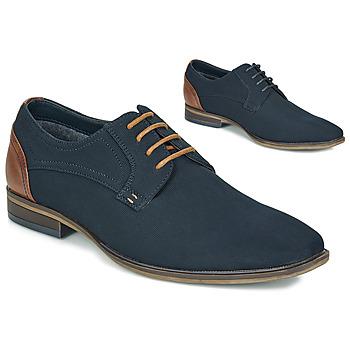 Schuhe Herren Derby-Schuhe André FYLON Marine