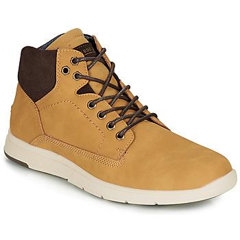 Schuhe Herren Sneaker High André AVONDALE Camel