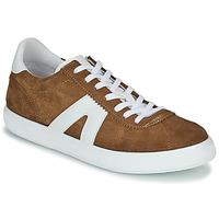 Schuhe Herren Sneaker Low André GILOT Camel