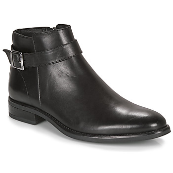 Schuhe Herren Boots André NORDY Schwarz