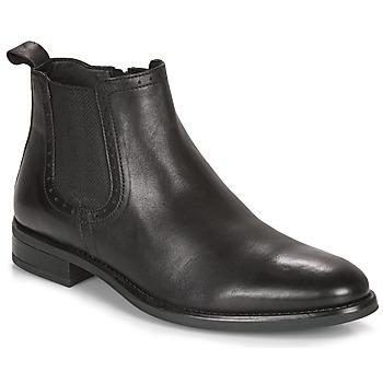 Schuhe Herren Boots André NORLAND Schwarz