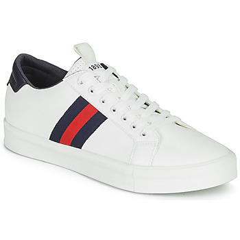 Schuhe Herren Sneaker Low André BRATON Weiss