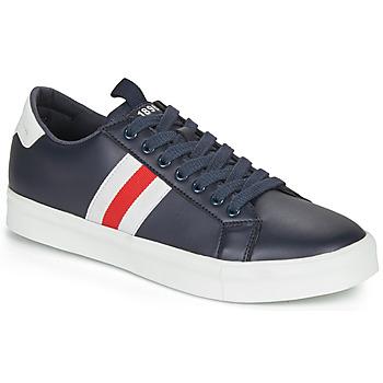 Schuhe Herren Sneaker Low André BRATON Marine