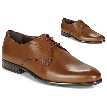 Schuhe Herren Derby-Schuhe André VEZA Cognac