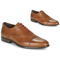 Schuhe Herren Richelieu André WILEXA Cognac