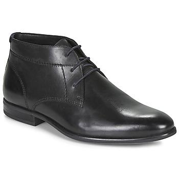 Schuhe Herren Boots André NEZIA Schwarz