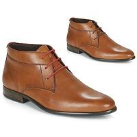 Schuhe Herren Boots André NEZIA Cognac