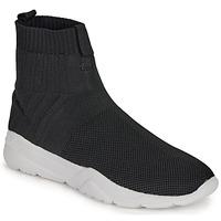 Schuhe Herren Sneaker High André LUNAIRE Schwarz