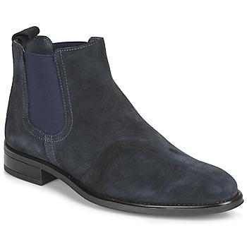 Schuhe Herren Boots André NORLAND 2 Marine