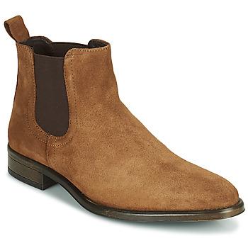 Schuhe Herren Boots André NORLAND 2 Cognac