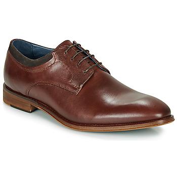Schuhe Herren Derby-Schuhe André RUIBI Braun