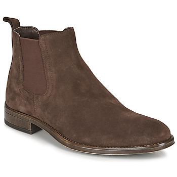 Schuhe Herren Boots André NORLAND 2 Braun