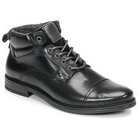 Schuhe Herren Boots André VABON Schwarz