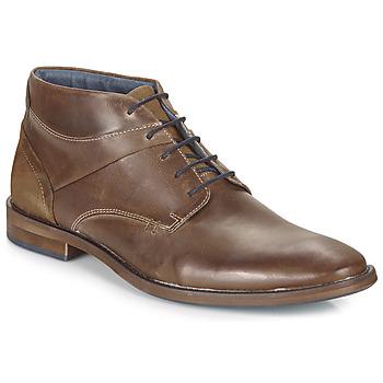 Schuhe Herren Boots André KILWAL Braun