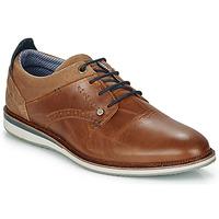 Schuhe Herren Derby-Schuhe André ROADMAP Cognac