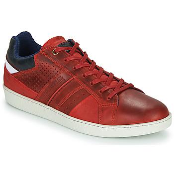 Schuhe Herren Sneaker Low André SNEAKSHOES Rot