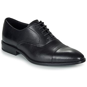 Schuhe Herren Richelieu André REPLI Schwarz