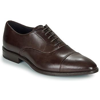 Schuhe Herren Richelieu André REPLI Braun