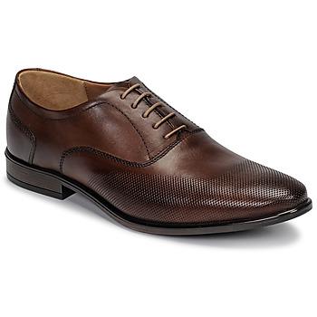 Schuhe Herren Richelieu André PERFORD Braun