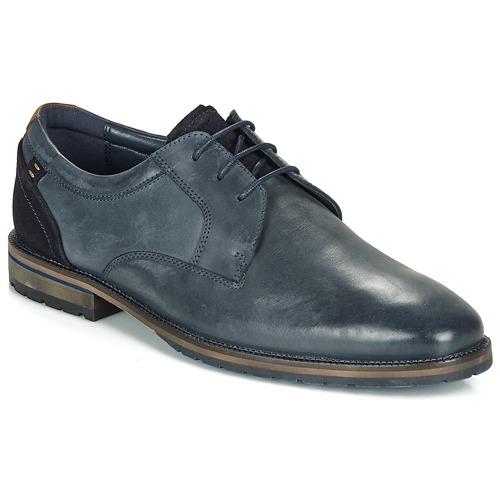 Schuhe Herren Derby-Schuhe André AIX Blau