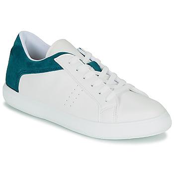 Schuhe Herren Sneaker Low André BIOTONIC Weiss
