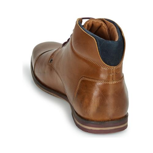 SOMMET  André  boots  herren  braun