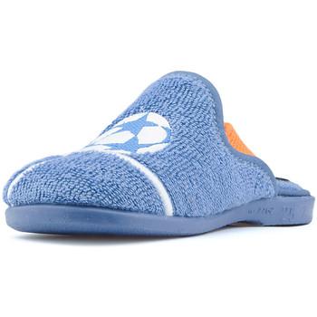 Schuhe Jungen Babyschuhe Vulladi TUCH AZAFATA PORTERO BLAU