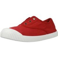 Schuhe Mädchen Sneaker Low Victoria 106627 Rot