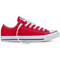 Schuhe Kinder Sneaker Low Converse Chuck taylor all star ox Rot