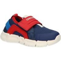 Schuhe Kinder Multisportschuhe Geox B922TD 01514 B FLEXYPER Azul