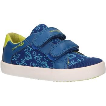 Schuhe Jungen Multisportschuhe Geox B821NA 01054 B GISLI Azul