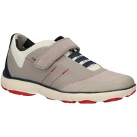 Schuhe Kinder Multisportschuhe Geox J921TA 01122 J NEBULA Gris