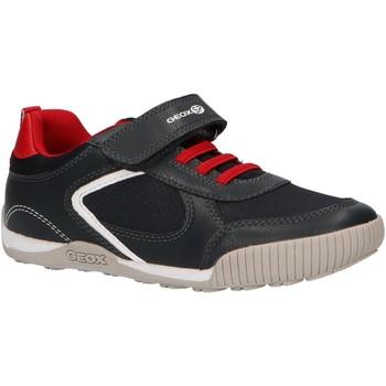 Schuhe Jungen Multisportschuhe Geox J925YA 0MEBC J NEKKAR Azul