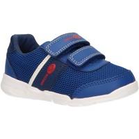 Schuhe Jungen Multisportschuhe Geox B92H8C 014BU B RUNNER Azul