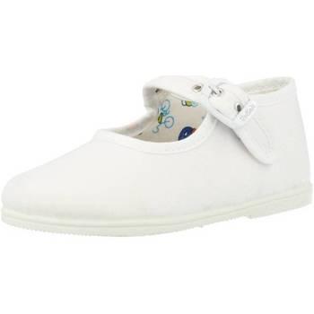 Schuhe Mädchen Hausschuhe Vulladi 32642 Weiß