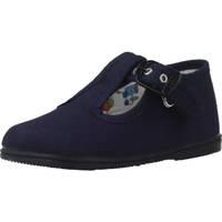 Schuhe Jungen Hausschuhe Vulladi 727 051 Blau
